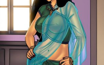 Savita Bhabhi EP 50 Back to the Beginning pdf 724x1024