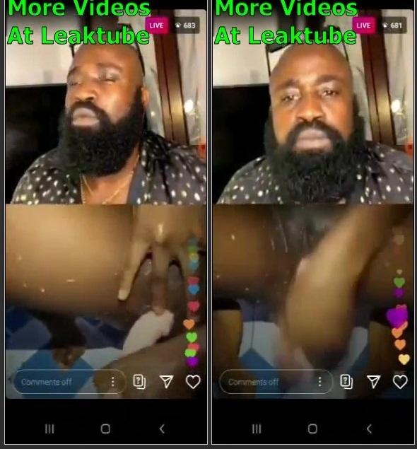 Nigeria Slayqueen Masturbating on Instagram Live Video Leaktube