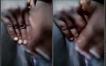 Tanzania Part 2 Video of Winney From Mwanza Masturbating