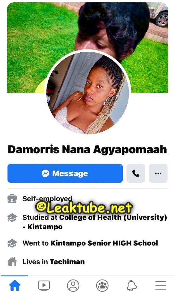 Damorris Nana Agyapomaah From Kintampo 01 Leaktube.net