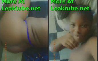 Ghana Another SHS Girl Adijat Yusuf Nude Video Just Leaked Today Leaktube.net
