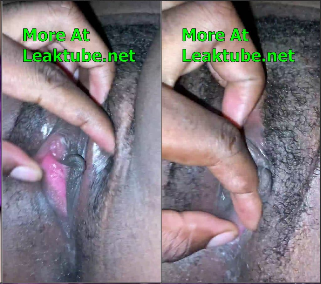 Naija Babe Goes Naked Showing Her Wet Pussy And Big Soft Breast Leak