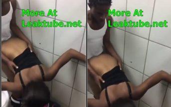 Exposed School Girl Caught Having Sex In School Washroom Leaktube.net