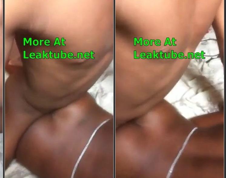 Ghana Koftown SHS Girl Veronica Enjoying it Deep Inside Her Little Tight Pussy Leak