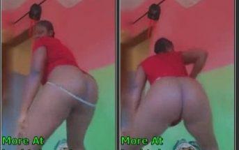 Ghana Accra Girl Eunice Sends Naked Video For Money Leak