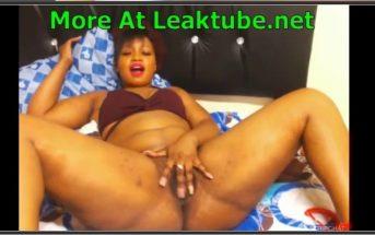 Thick Mzansi BBW ScarlettX Live Performance Leaktube.net