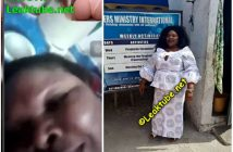 Ghana Nude Video Of Prophetess Christolite Adu Gyamfi Of spring Waters Ministry International Leak